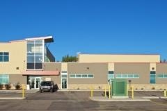 Exterior classrooms