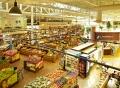 Midtown grocery aisles