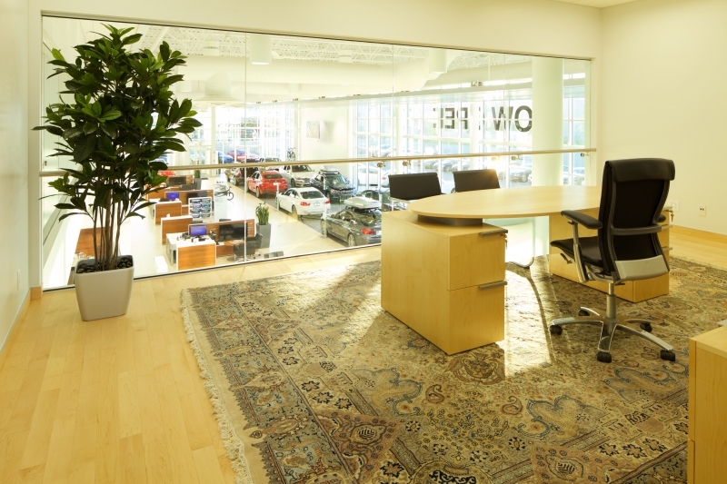 BMW Gallery Office