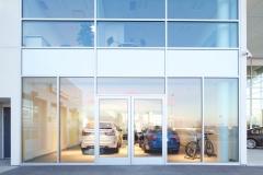 BMW GAllery Showroom