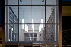 atrium entrance