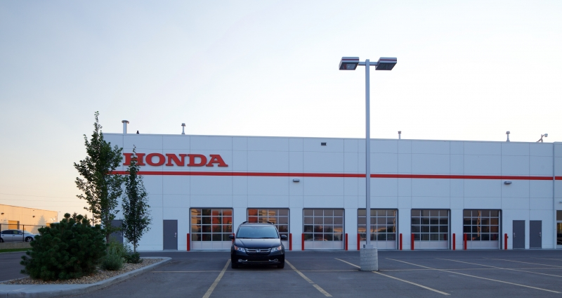 2017 Heritage Honda e14